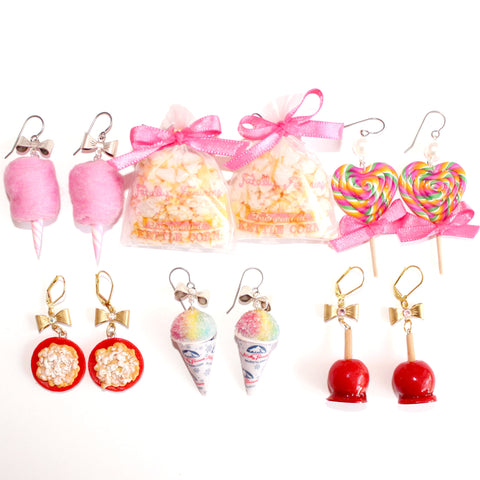 Carnival Treats Earrings