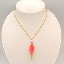 Load image into Gallery viewer, Peach Rock Candy Necklace - Special Edition