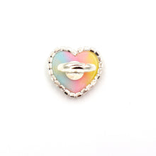 Load image into Gallery viewer, Trinket Ring - Pastel Rainbow - Adjustable