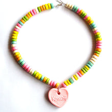 Load image into Gallery viewer, Faux Candy Necklace - Kawaii Candy Choker