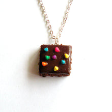 Load image into Gallery viewer, Cosmic Brownie Charm Necklace