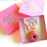 Pink Birthday Cake Ring