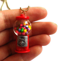 Load image into Gallery viewer, Gumball Machine Necklace