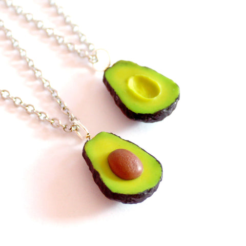 Avocado Necklace - Fatally Feminine Designs