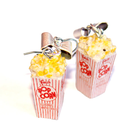 Popcorn Earrings