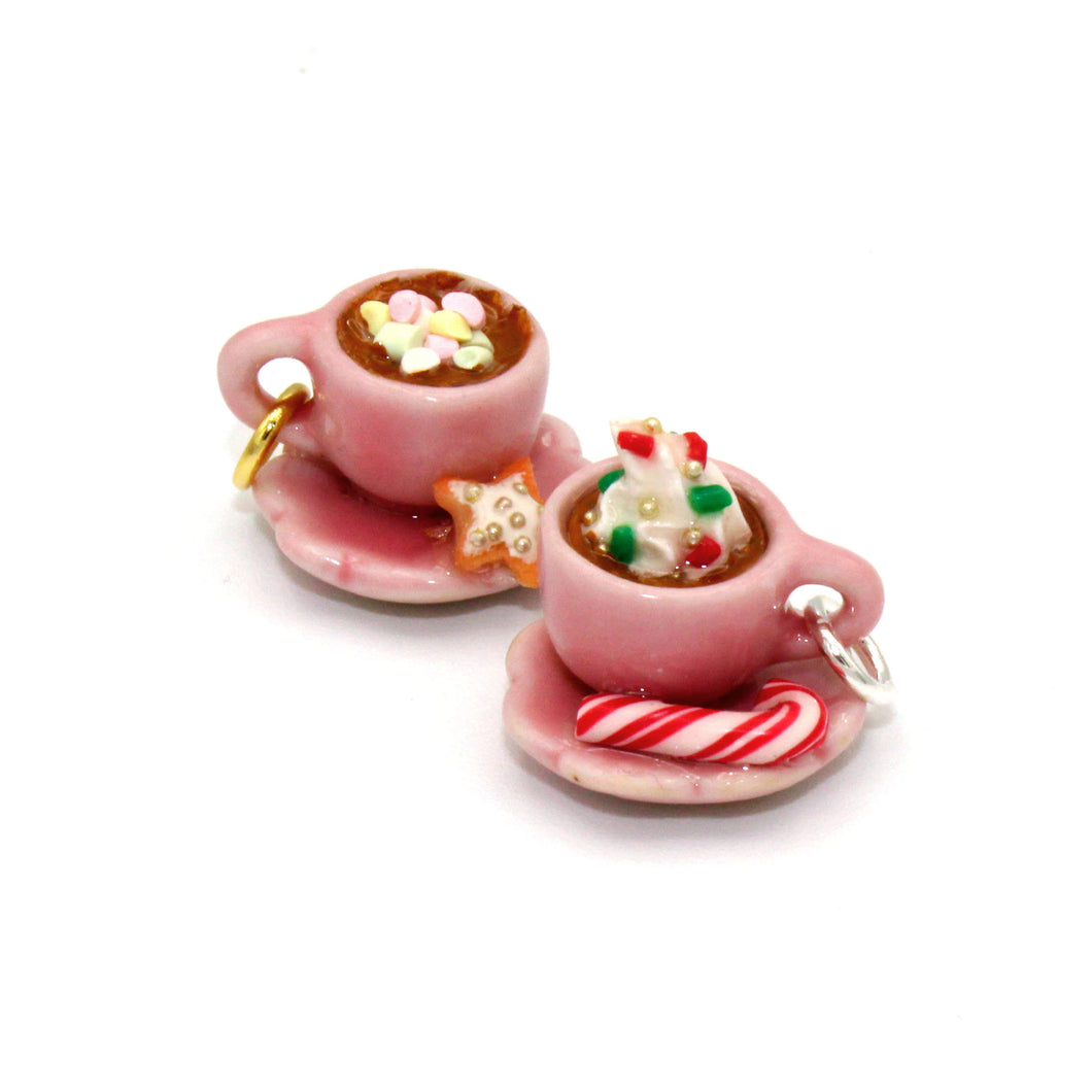 Hot Cocoa Charm - Limited Edition Holiday Collection