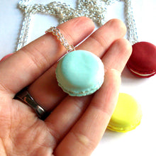 Load image into Gallery viewer, French Macaron Necklace - Fatally Feminine Designs