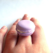 Load image into Gallery viewer, French Macaron Ring - Fatally Feminine Designs