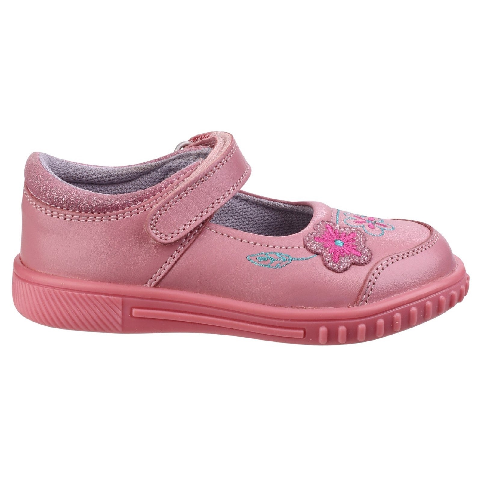 PINK Lottie Girls Junior Casual Shoe