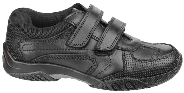 BLACK JEZZA BACK TO SCHOOL SHOE