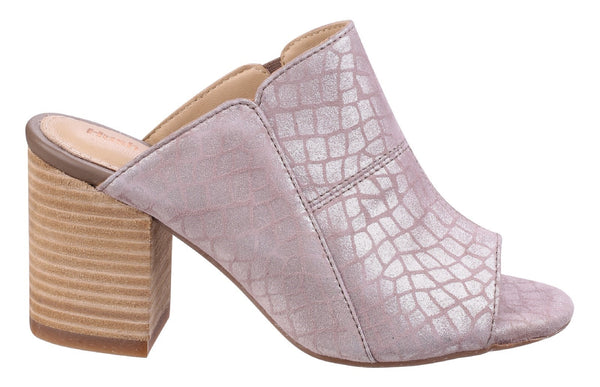 LIGHT PINK SAYER MAILIA HEELED SANDAL