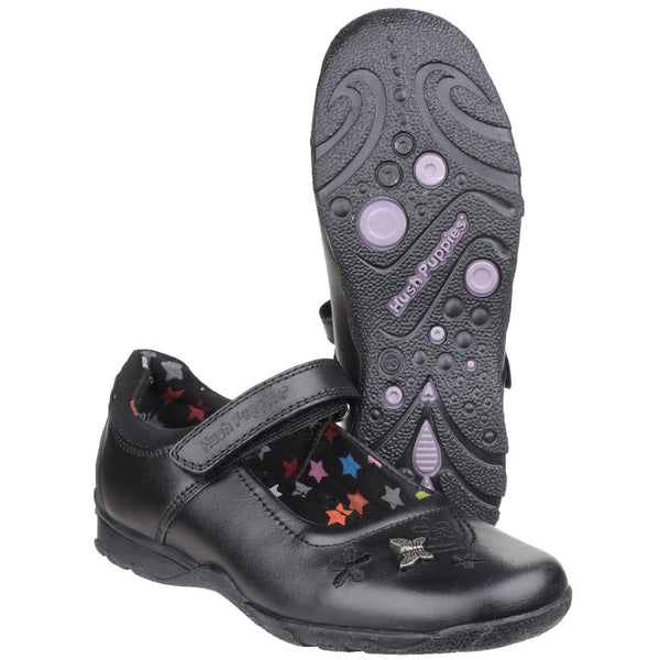 BLACK CLARE SENIOR BACK TO SCHOOL SHOE