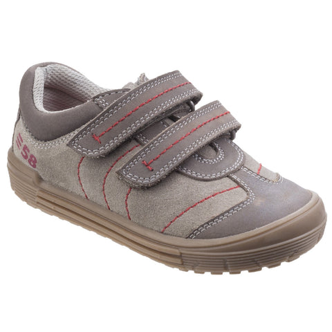 TAUPE FINN TOUCH FASTENING SHOE