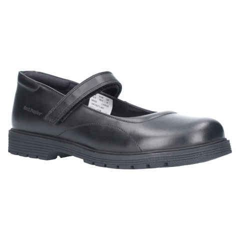 BLACK TALLY SENIOR VELCRO SHOE