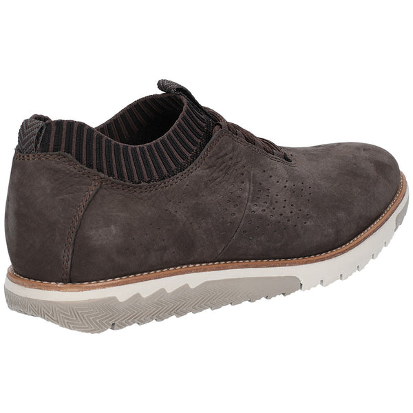 BLACK EXPERT KNIT OXFORD LACE UP TRAINER