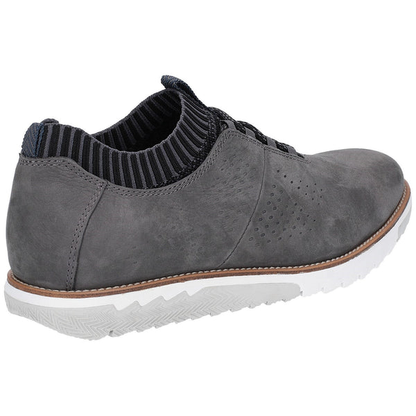 GREY EXPERT KNIT OXFORD LACE UP TRAINER