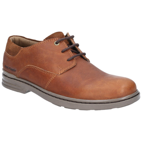 BROWN MAX HANSTON CLASSIC LACE UP DRESS SHOE
