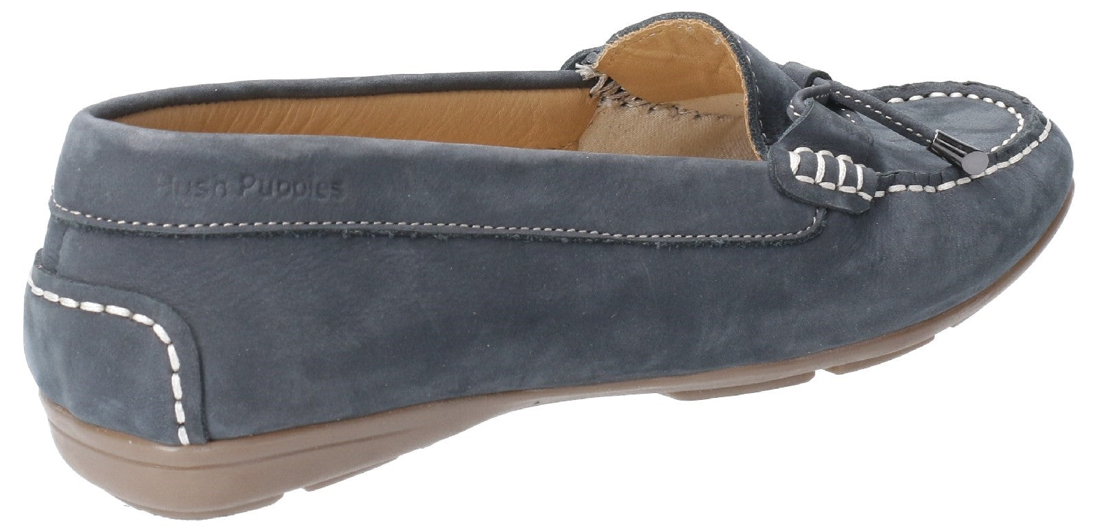 NAVY Maggie Slip On Toggle Shoe