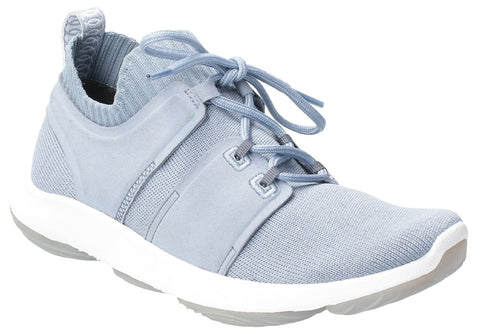 LIGHT BLUE WORLD BOUNCEMAX LACE UP TRAINER