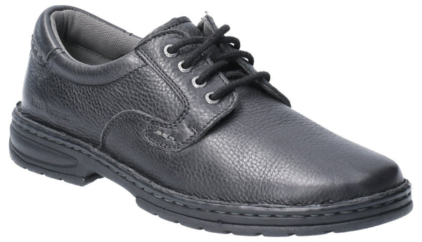 BLACK OUTLAW II LACE UP SHOE