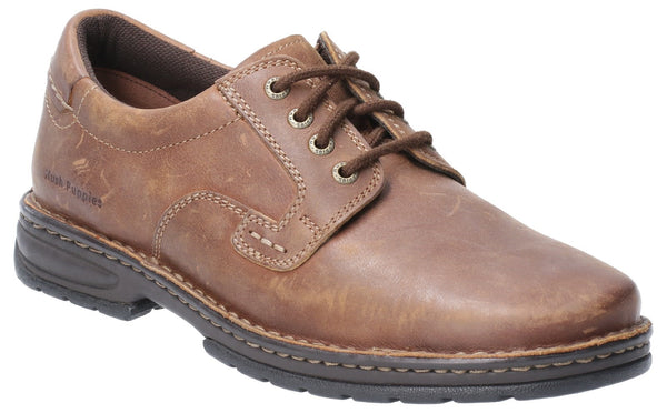 BROWN OUTLAW II LACE UP SHOE