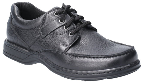 BLACK RANDALL II LACE UP SHOE