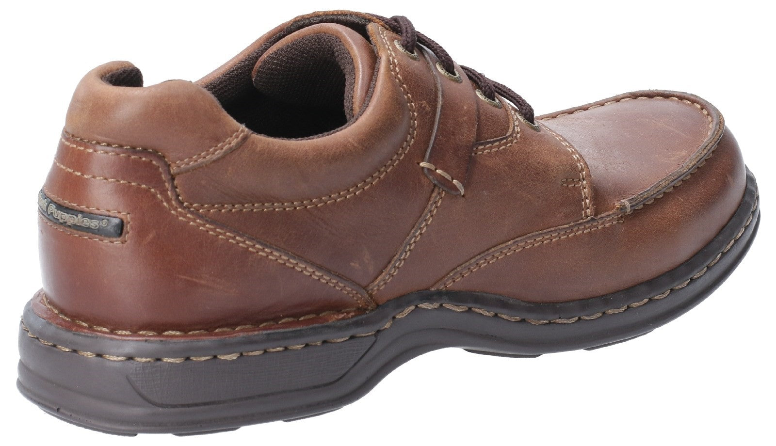 BROWN RANDALL II LACE UP SHOE