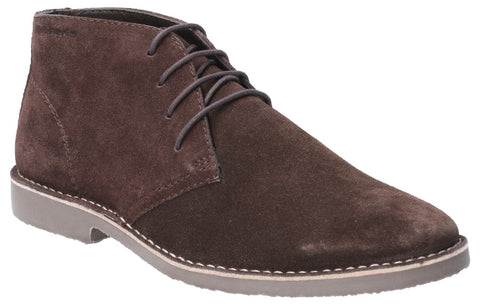 BROWN FREDDIE LACE UP SHOE
