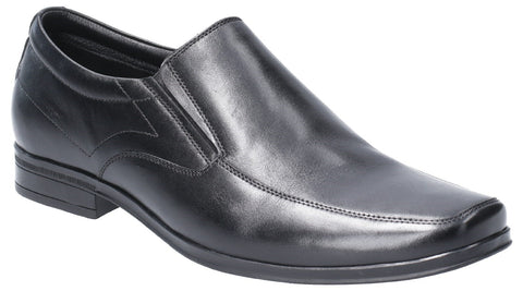 BLACK BILLY SLIP ON SHOE