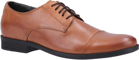 DARK BROWN OLLIE CAP TOE LACE UP SHOE