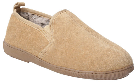 TAN ARNOLD SLIP ON SLIPPER