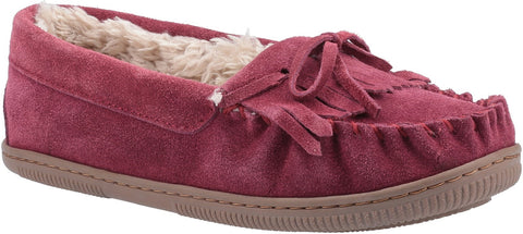 WINE ADDY SLIP ON SLIPPER