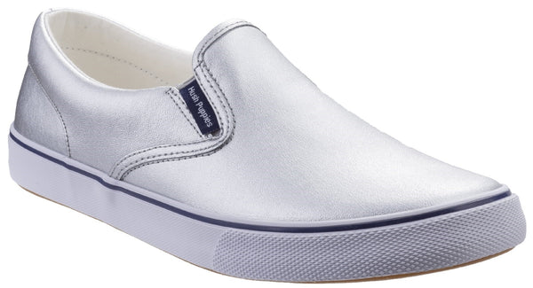 SILVER BYANCA SLIP ON SHOE