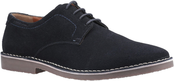 NAVY ARCHIE LACE UP SHOE