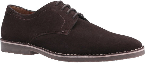 BROWN ARCHIE LACE UP SHOE