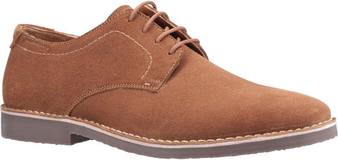 TAN ARCHIE LACE UP SHOE