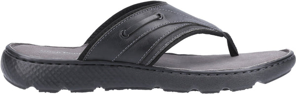 BLACK CONNOR FLIP FLOP