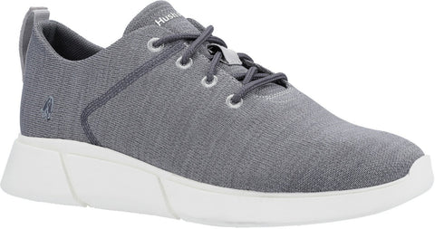 GREY COOPER LACE UP SHOE
