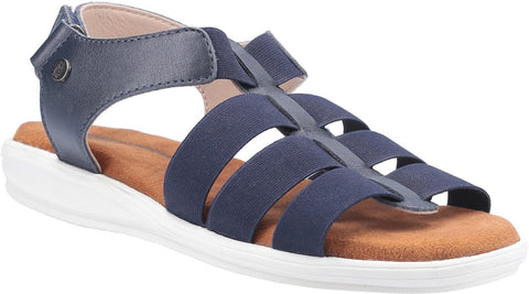 NAVY HAILEY GLADIATOR SANDAL