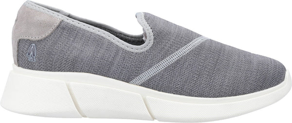 GREY MAKENNA SLIP ON SHOE