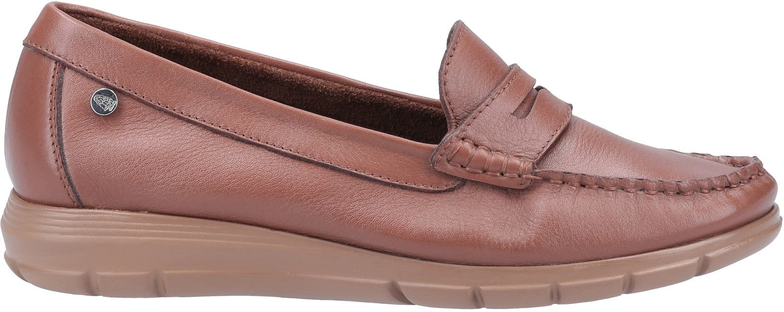 TAN Paige Slip On Shoes