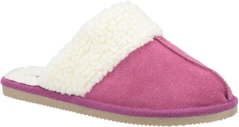 PINK ARIANNA MULE LADIES SLIPPERS