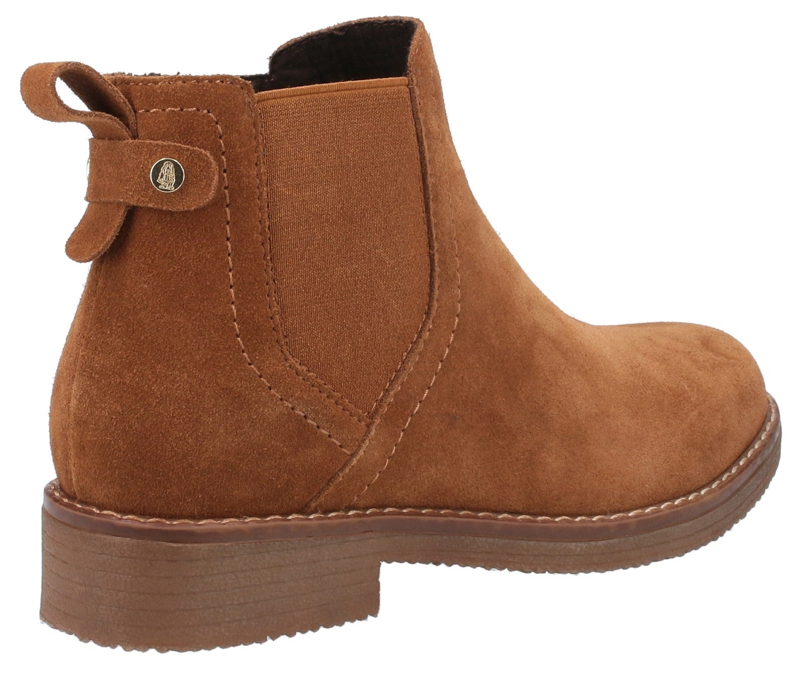 Tan Maddy Ankle Boots