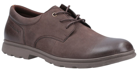 BROWN TREVOR MENS LACE SHOES