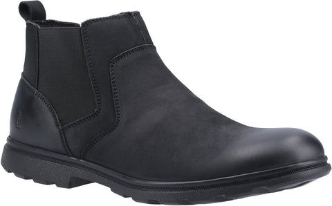 BLACK TYRONE MENS BOOTS