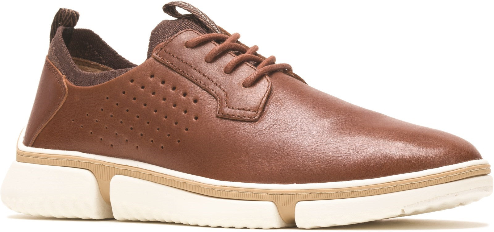 BROWN BENNET OXFORD SHOE