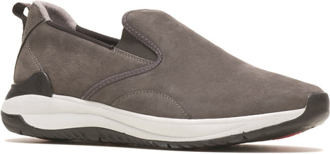 GREY FELIX MENS SLIP ON TRAINER