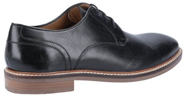 BLACK BRAYDEN MENS LACE SHOES