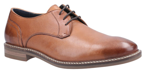 BROWN BRAYDEN MENS LACE SHOES