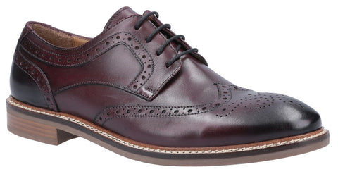 RED BRYSON MENS LACE SHOES